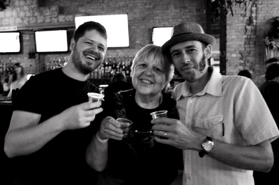 Cheers on San Antonio bar tour